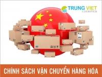 Chính Chính vận chuyển hàng hóa Trung Việt Logistics - Nhập hàng trung quốc, đặt hàng order taobao, tmall, 1688