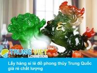 Lấy hàng sỉ lẻ đồ phong thủy Trung Quốc giá rẻ chất lượng