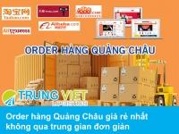 Order hàng Quảng Châu giá rẻ nhất